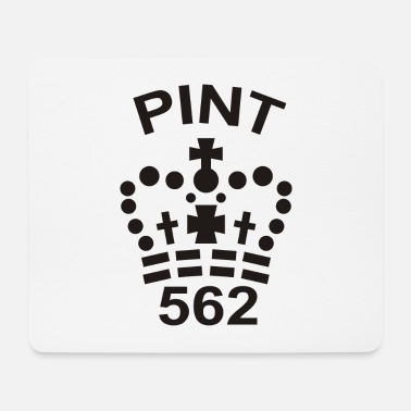 Pint Imperial Pint - Mouse Pad