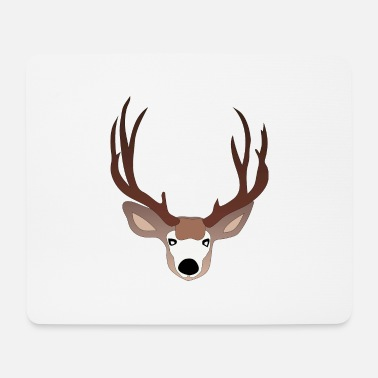Deer Hunter Deer deer hunter nature - Mouse Pad