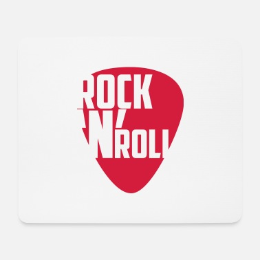 Rocknroll Rock'N'roll - Mousepad