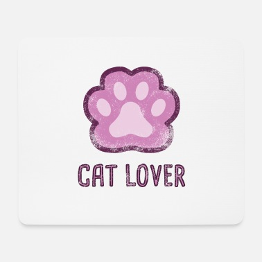 Cat Cat lover Cat Lover - Mouse Pad