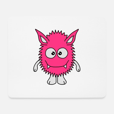 Monsters Monster - Mouse Pad