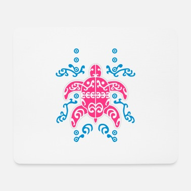 Sealife Seaturtle Art - Mouse Pad
