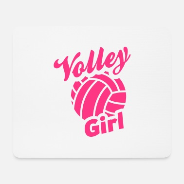Volley volley girl - Muismat