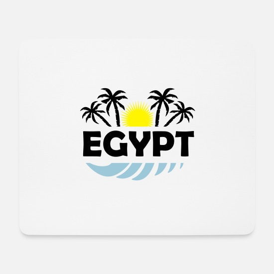 Egypt Mouse Pads - egypt - Mouse Pad white