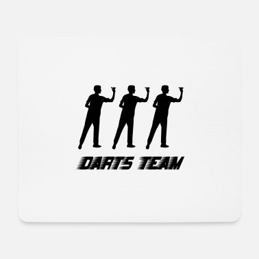 Triple darts Team - Mousepad
