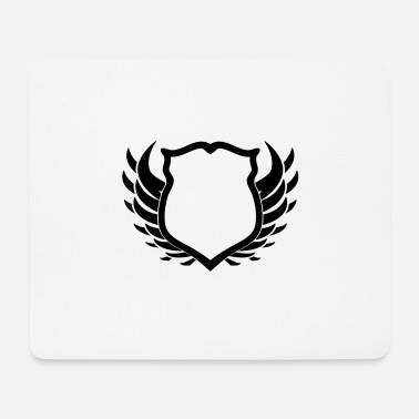Shield shield - Mouse Pad