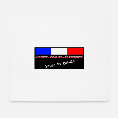 Dictatorship Freedom Equality Fraternity Farm Ta Maw - Mouse Pad