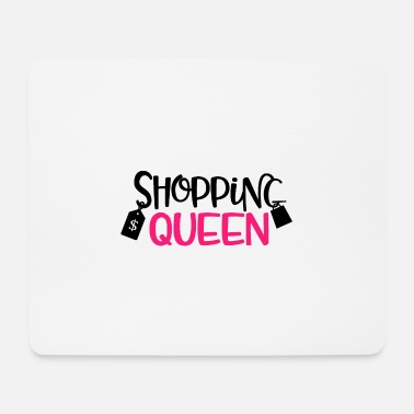 Shopping Shopping Queen Gift Shopping Shopping - Musemåtte