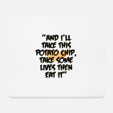death note potato chips - Tappetino mouse