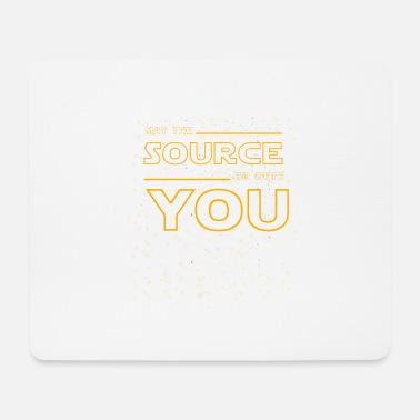 Source Source - Mouse Pad