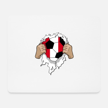 Semifinals Peru football gift - Mouse Pad