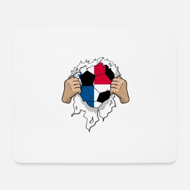 Quarterfinals Panama football gift - Mouse Pad