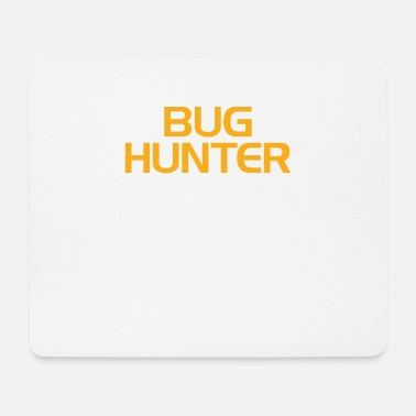 Bug Bug Hunter - Mousepad (bredformat)