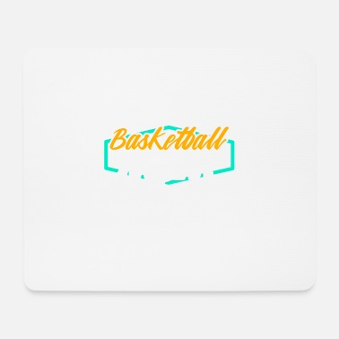 Mom Basketball Mom - Funny Sport Gift - Mouse Pad