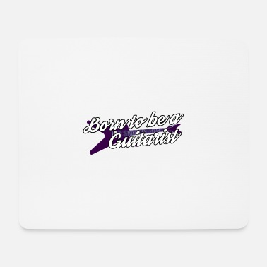 Guitarist Guitar guitarist guitarist guitarist shirt - Mouse Pad
