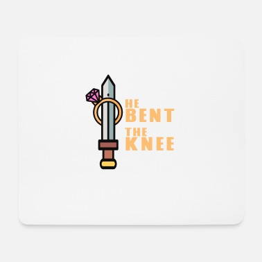 Engagement engagement - Mouse Pad
