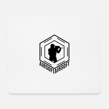 Airsoft Airsoft Airsoft .... - Mouse Pad