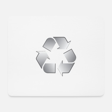 Recycling recycling - Mouse Pad