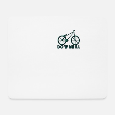 Downhill DOWNHILL - Mouse Pad
