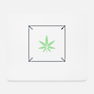 Cannabis CANNABIS - Mouse Pad