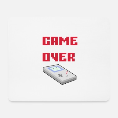 Games Game over - Mouse Pad