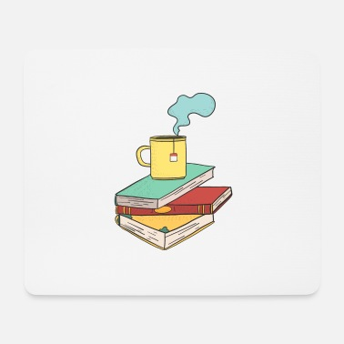 Book Children Books shirt children - Mouse Pad