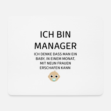 Manager - Mouse Pad (horizontal)