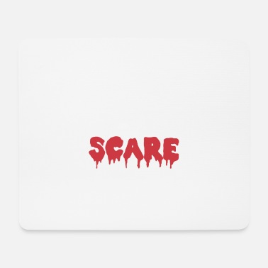 Presence I laugh when my presence scares people - Mouse Pad