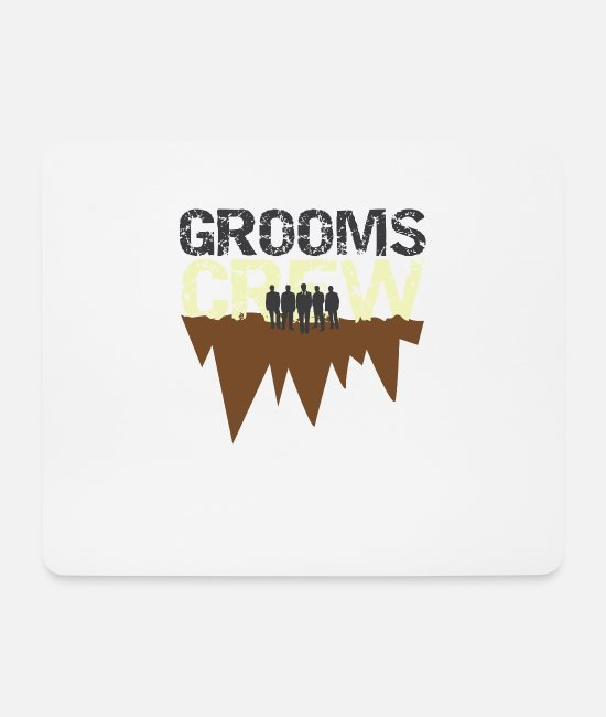 Engagement Mouse Pads - Bachelors farewell - Mouse Pad white