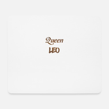 Birthdate Queen Leo - Mouse Pad