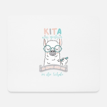 Kita KiTa was yesterday - Mouse Pad