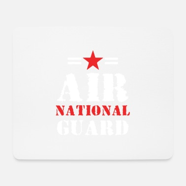 National Air national guard gave - Mousepad (bredformat)