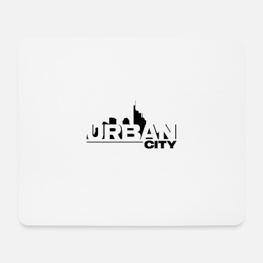 Urban URBAN CITY shirt - Mouse Pad