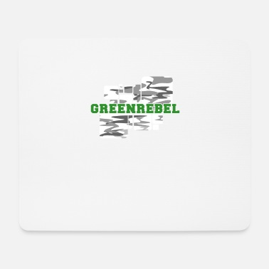 Greenrebel GREENREBEL Camouflage Tarnfarbe - Mousepad