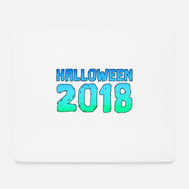 Halloween Halloween 2018 Halloween Halloween Halloween - Mouse Pad