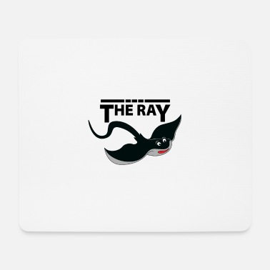 Ray The ray - Mouse Pad