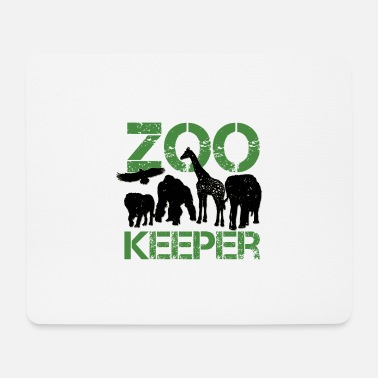 Keeper Zoo Keeper - Mouse Pad