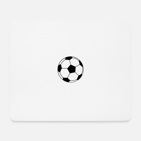 College Mouse Pads - Beautiful Soccer Mom - Mouse Pad white