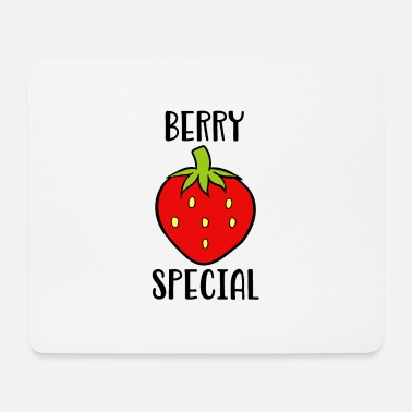 Person Berry Special - Mouse Pad