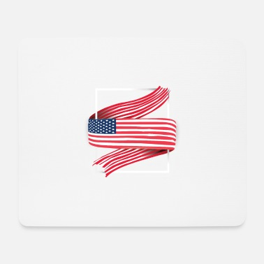 Nort America My america - Mouse Pad