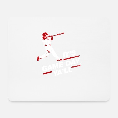 Baseball Players Baseball Player Baseball Baseballer Gift - Mouse Pad
