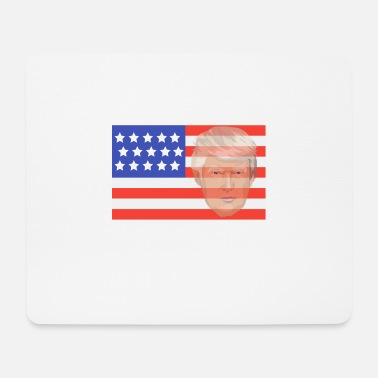 Schland Donald Trump - Mouse Pad
