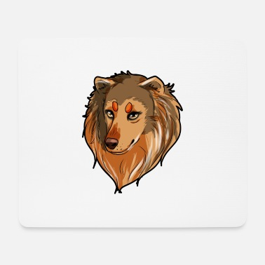 Collie Collie Longhair Collie Border Collie Bearded Collie - Mouse Pad