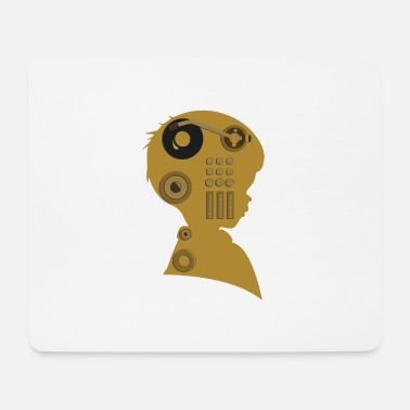 Deejay Deejay Kid Golden Era - Mousepad (bredformat)