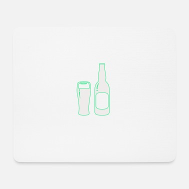 Pint A pint - Mouse Pad