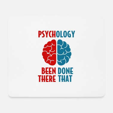 Psychologie Psychologie Psychology - Mousepad