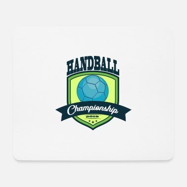 World Championship Handball Championship World Championship - Mouse Pad