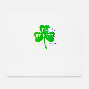 Feckin Feckin Eejit for St Paddy's Day - Mouse Pad