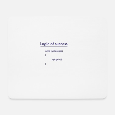 success - Mouse Pad