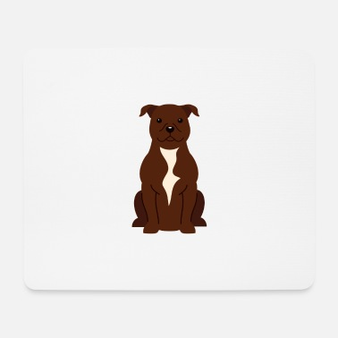 Staffordshire Bull Terrier Staffordshire Bull Terrier - Mouse Pad